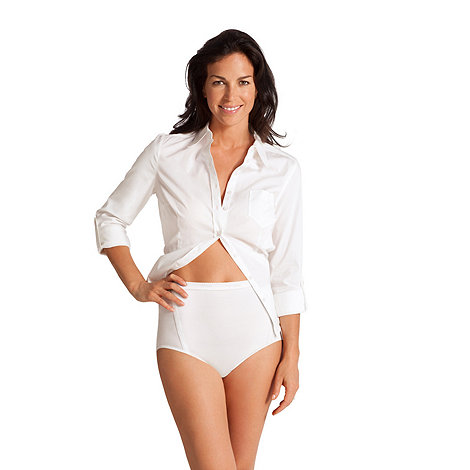 Playtex - White maxi Brief