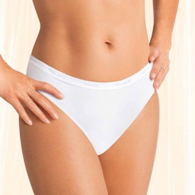 Playtex white tai brief