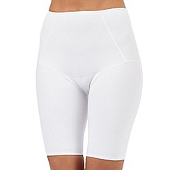 Debenhams - White thigh slimmer