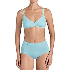 Sloggi - Blue 'Evernew' non wired bra