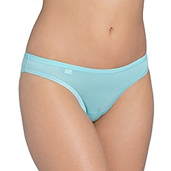 Sloggi - Blue 'Evernew' mini brief