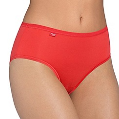 Sloggi - Red 'Evernew' midi brief