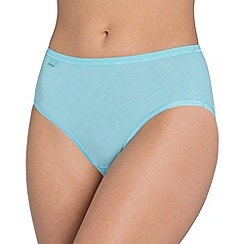 Sloggi - Blue 'Evernew' midi brief