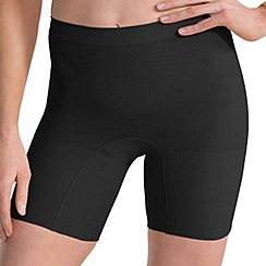 Spanx - Black 'power' shorts
