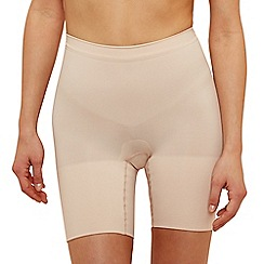 Spanx - natural 'power' shorts
