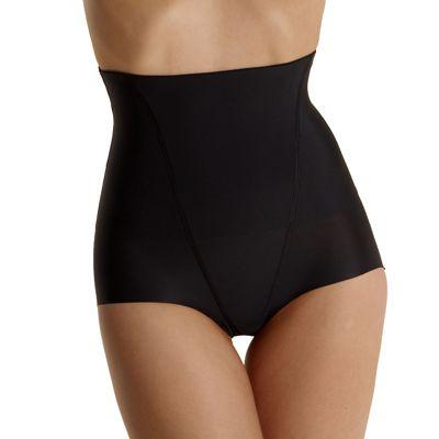 Black Invisible high waist shapewear pants