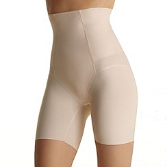 Debenhams - Nude high waist thigh slimmer