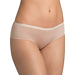 Sloggi - Nude 'Wow Breeze' hipster brief