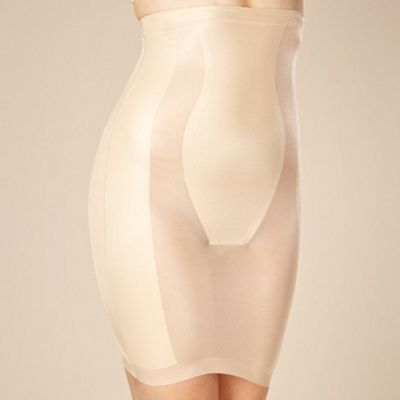 Natural thigh slimming slip