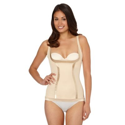 Natural firm control thigh and waist slimmer