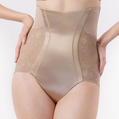 Natural shaper high waist briefs