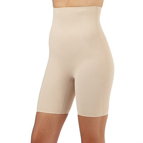Debenhams - Nude firm control high waisted thigh slimmers