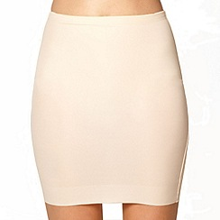 Assets Red Hot Label by Spanx - Nude featherweight firmers half slip