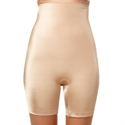 Nude core controllers high-waist mid-thigh