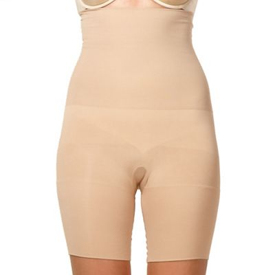 Nude focused firmers high-waist mid-thigh