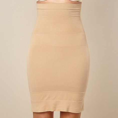 Assets Red Hot Label by Spanx - Nude focused firmers high-waist half slip