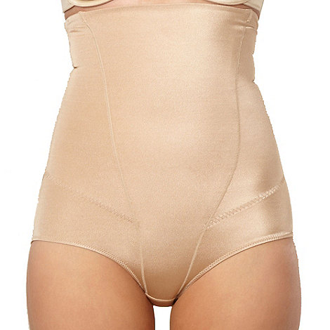Assets Red Hot Label by Spanx - Nude silhouette serums high-waist panty