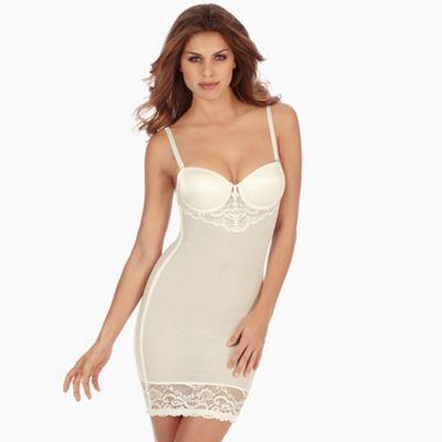 Ivory Beautiful Sensation dress slip by Triumph