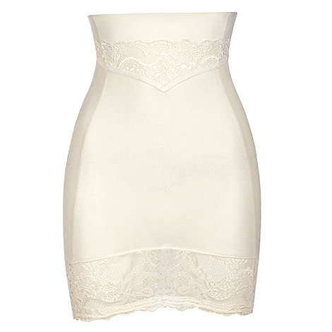 Triumph - Ivory Beautiful Sensation skirt slip