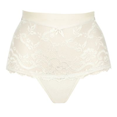 Ivory Beautiful Sensation hipster briefs