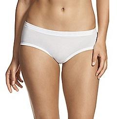 Bonds - White cotton shorts