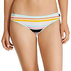 Bonds - White cotton bikini knickers