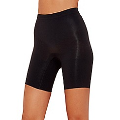Spanx - Black 'Power Series' shorts