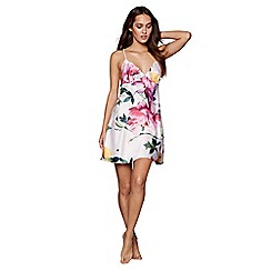 B by Ted Baker - Pink floral print 'Citrus Bloom' chemise