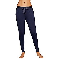 B by Ted Baker - Navy 'Flight of the Orient' pyjama bottoms
