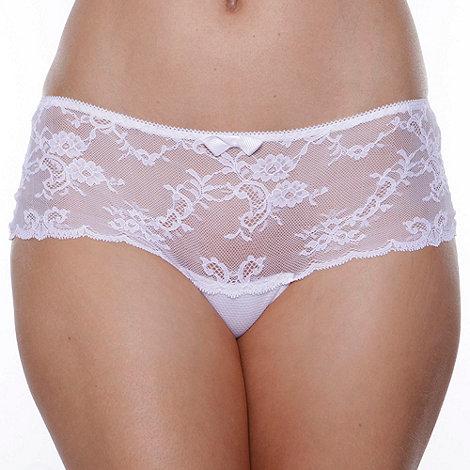 Passionata - White +Love mood+ shorts