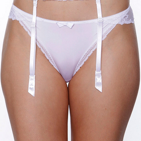 Passionata - White +Love mood+ thong