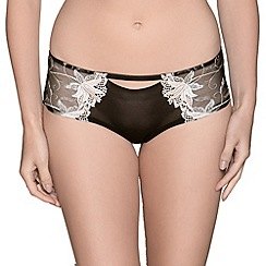 Adore Moi by Ultimo - Black 'Delphine' shorts