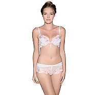 Adore Moi by Ultimo-Ivory 'Tigerlily' lingerie set