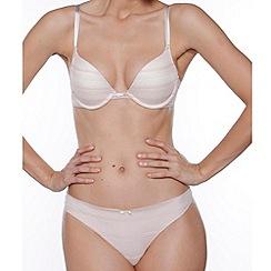 Passionata - Natural 'Daily Lace' push up bra