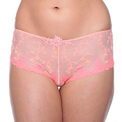 Passionata - Pink 'White Nights' shorts