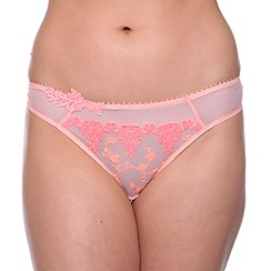 Passionata - Pink 'White Nights' thong
