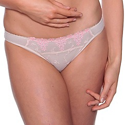 Passionata - Natural 'White Nights' thong