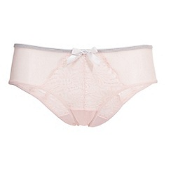 Bluebella - Pale pink lace 'Vivienne' briefs