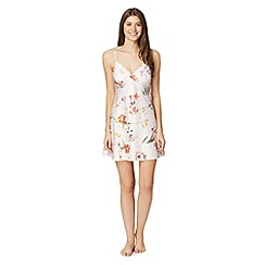 B by Ted Baker - Pale pink 'Botanical Bloom' chemise