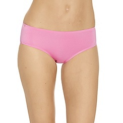b.tempt'd - Pale pink 'B Sleek' invisible shorts