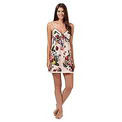 B by Ted Baker - Pink painted floral chemise