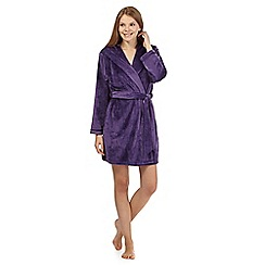B by Ted Baker - Purple short robe