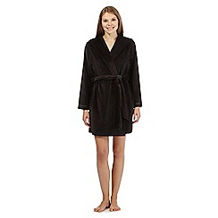 B by Ted Baker - Black short robe