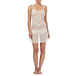 b.tempt'd - Ivory 'B Sultry' chemise