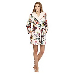 B by Ted Baker - Pink floral robe
