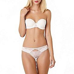 Passionata - Ivory 'Blossom' strapless bra