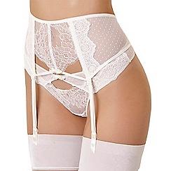 Passionata - Ivory 'Blossom' waist clincher