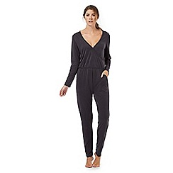 Nine by Savannah Miller - Black supersoft luxury jumpsuit