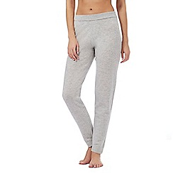 Nine by Savannah Miller - Grey cashmere trousers