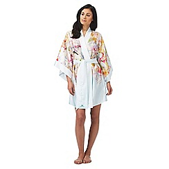 B by Ted Baker - Multi-coloured 'Hanging gardens' print kimono